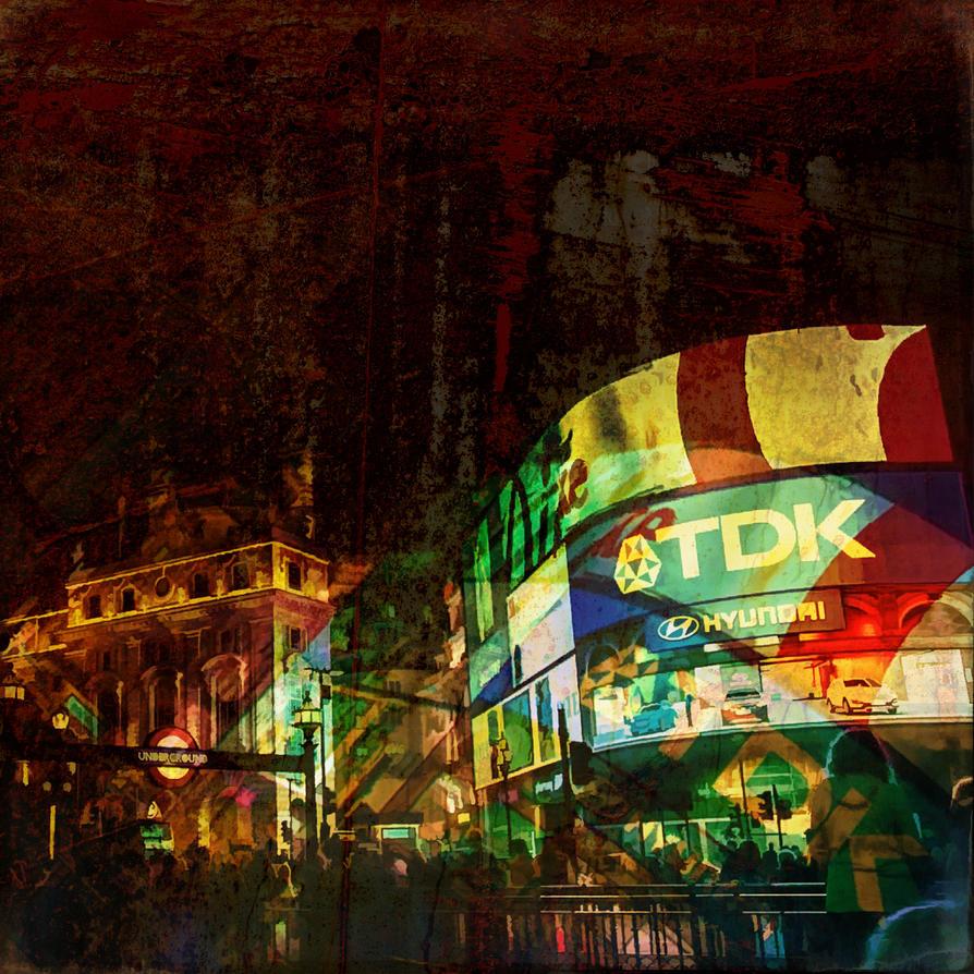 London time 2 by jfdupuis