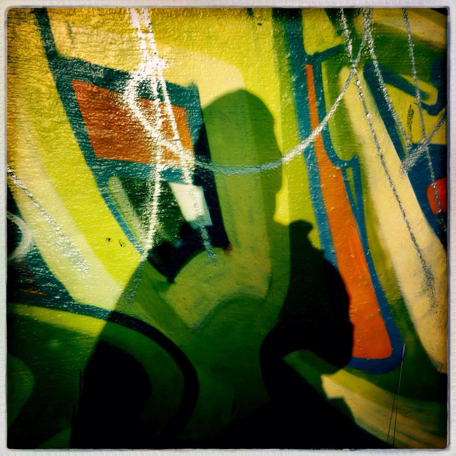 Target shadow by jfdupuis