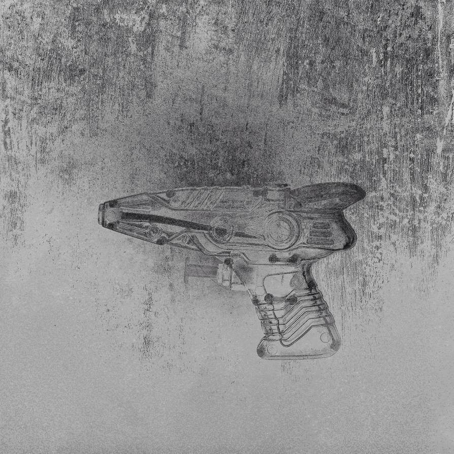Space gun by jfdupuis
