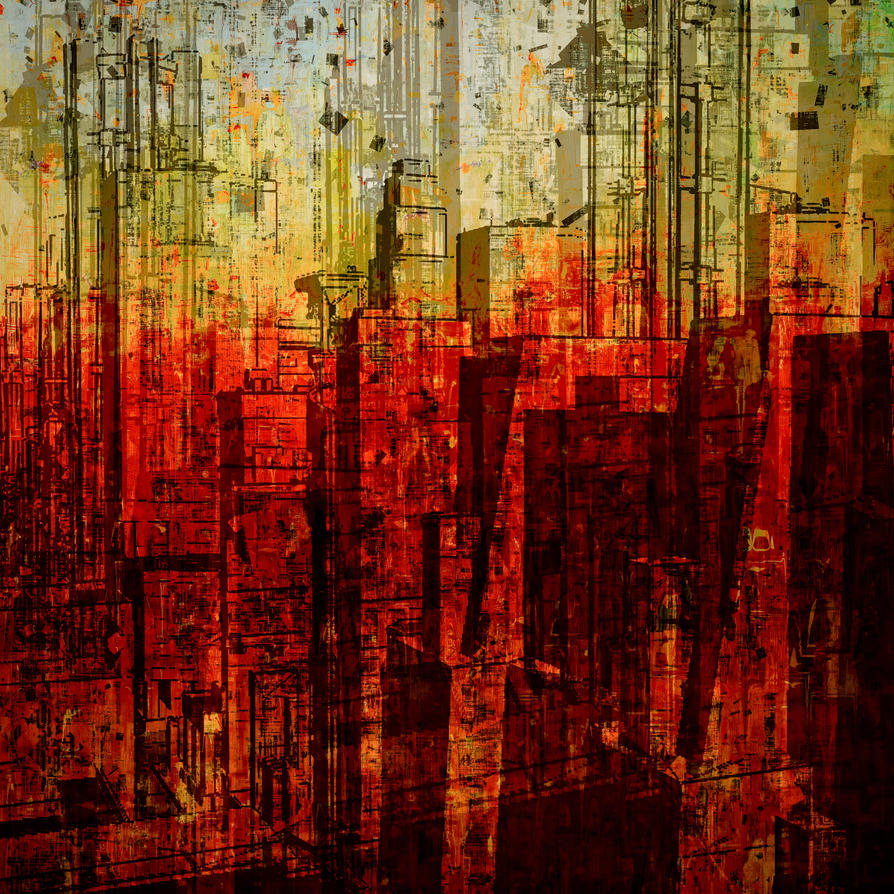 Boresx city by jfdupuis