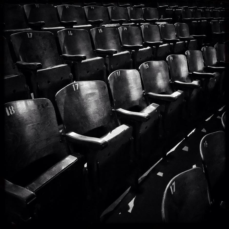 Seats by jfdupuis