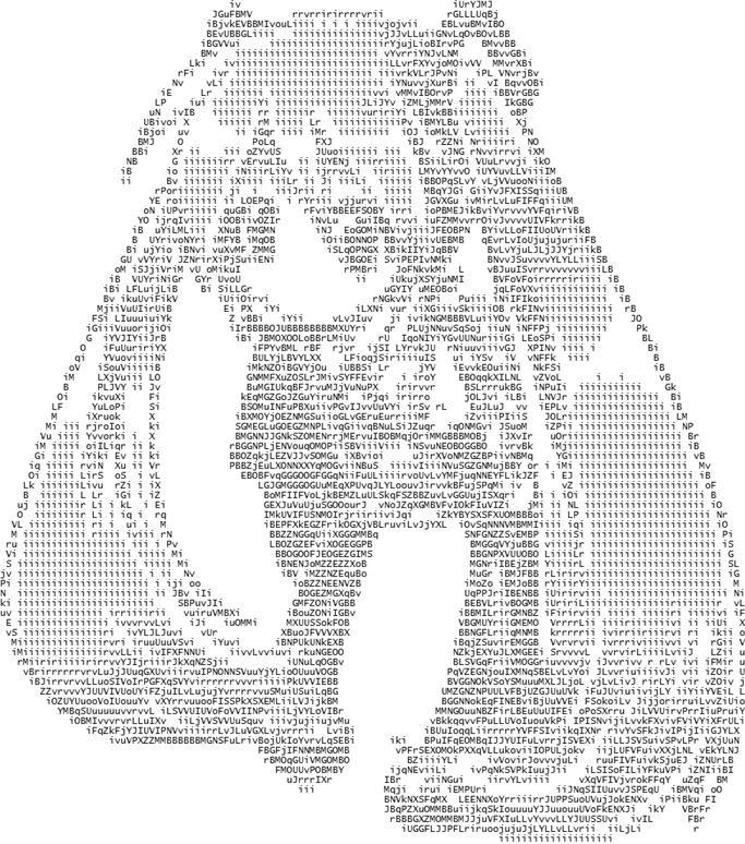 One Line Ascii Art For Texting : Ascii hatsune miku by megaexor on deviantart