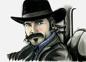 Wynonna Earp Characters - Doc. Holliday by MateusDull