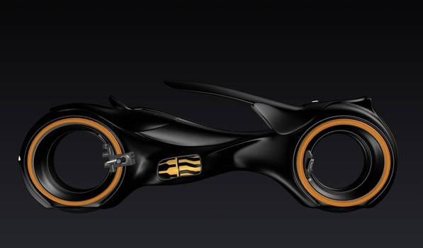 TRON Lightcycle - Black