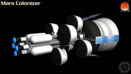 The Mars Colonizer