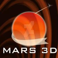 Mars 3D Logo