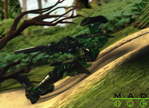 Bionicle - MAD