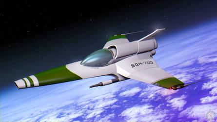SGH-700 Starfighter by MikomDude