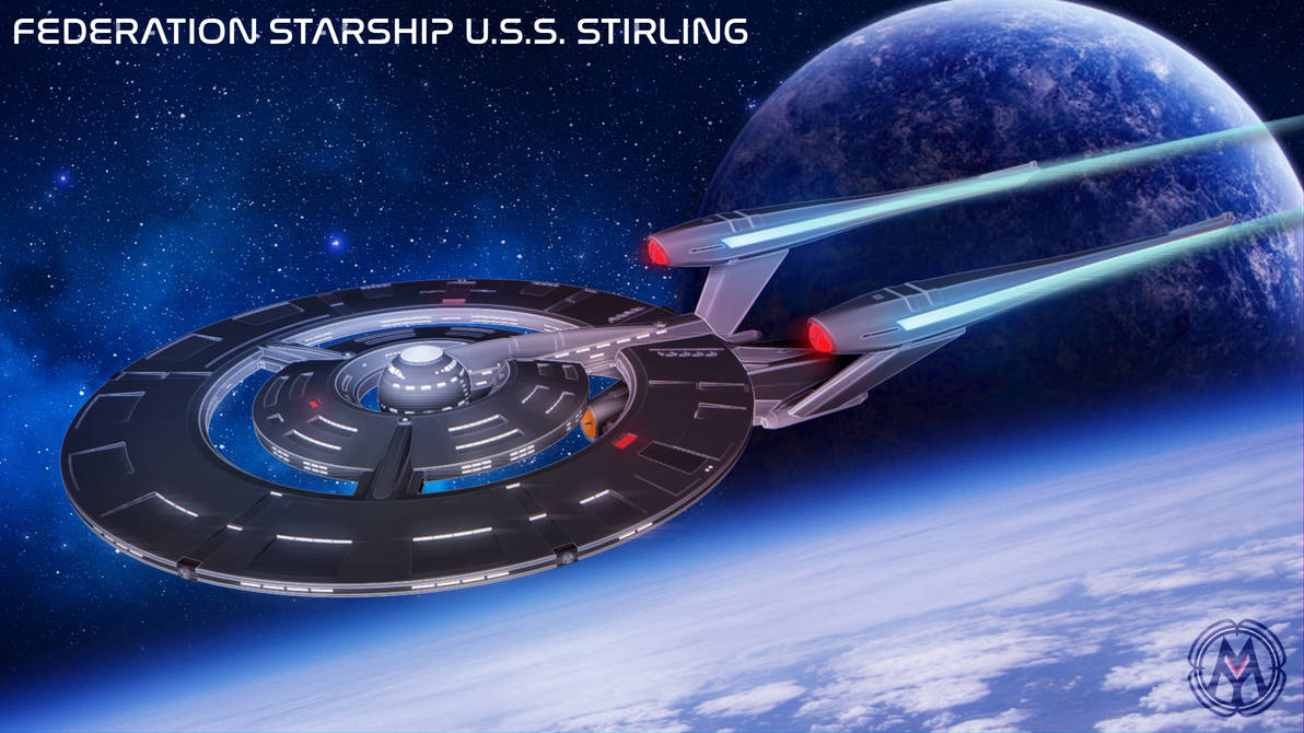 USS Stirling by MikomDude