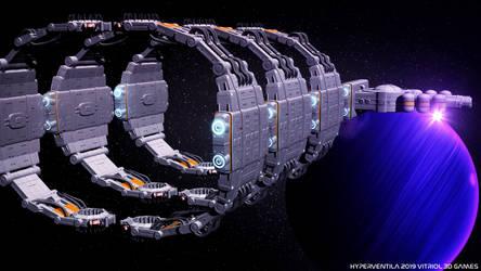 HyperVentila: Shipyard by MikomDude