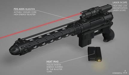 Hyperventila: FDS-600S Blaster