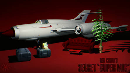 Secret Super MIG - The Red Mist