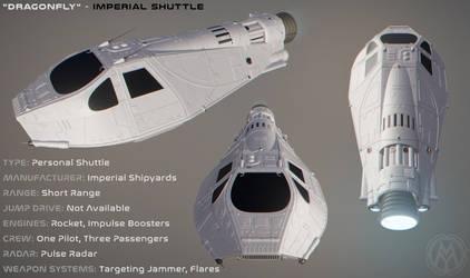Hyperventila: Dragonfly Shuttle