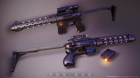 Hyperventila: FDS-600