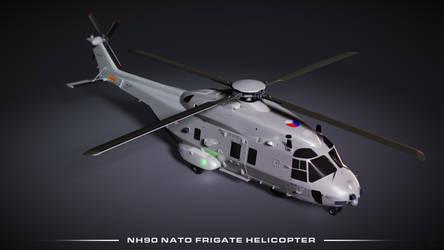 NH90 NFH - Render