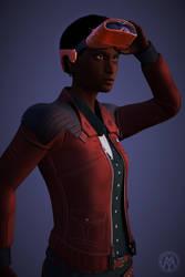 Khalar Space Captain - Hyperventila