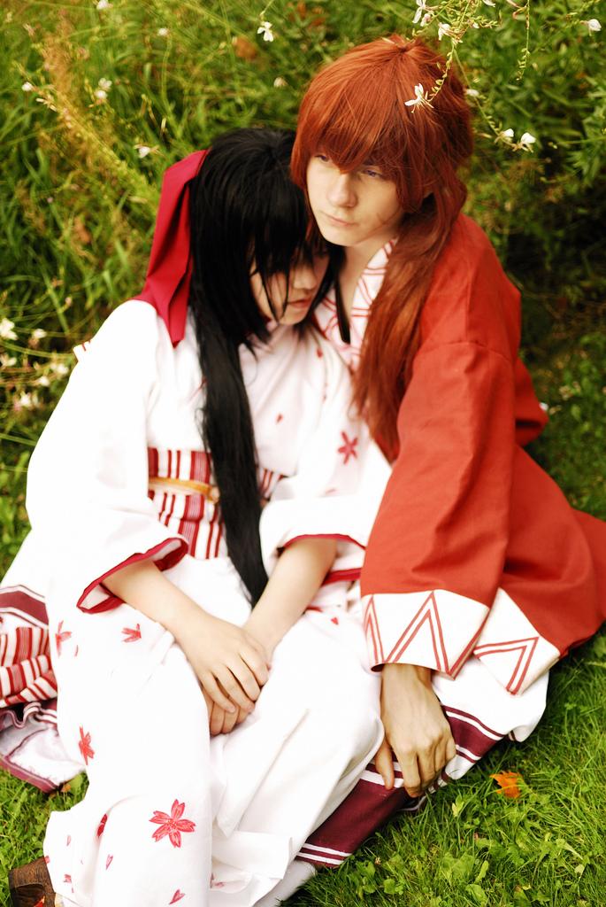 Rurouni Kenshin - Shizuka ni by TrustOurWorldNow
