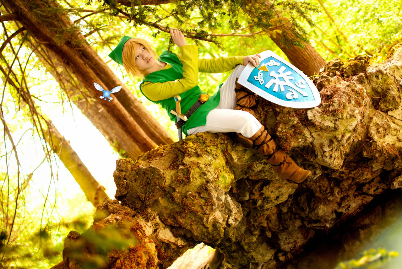 The Legend of Zelda - Forest Whisper by TrustOurWorldNow