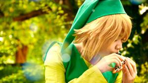 The Legend of Zelda - Aria's Harmony by TrustOurWorldNow