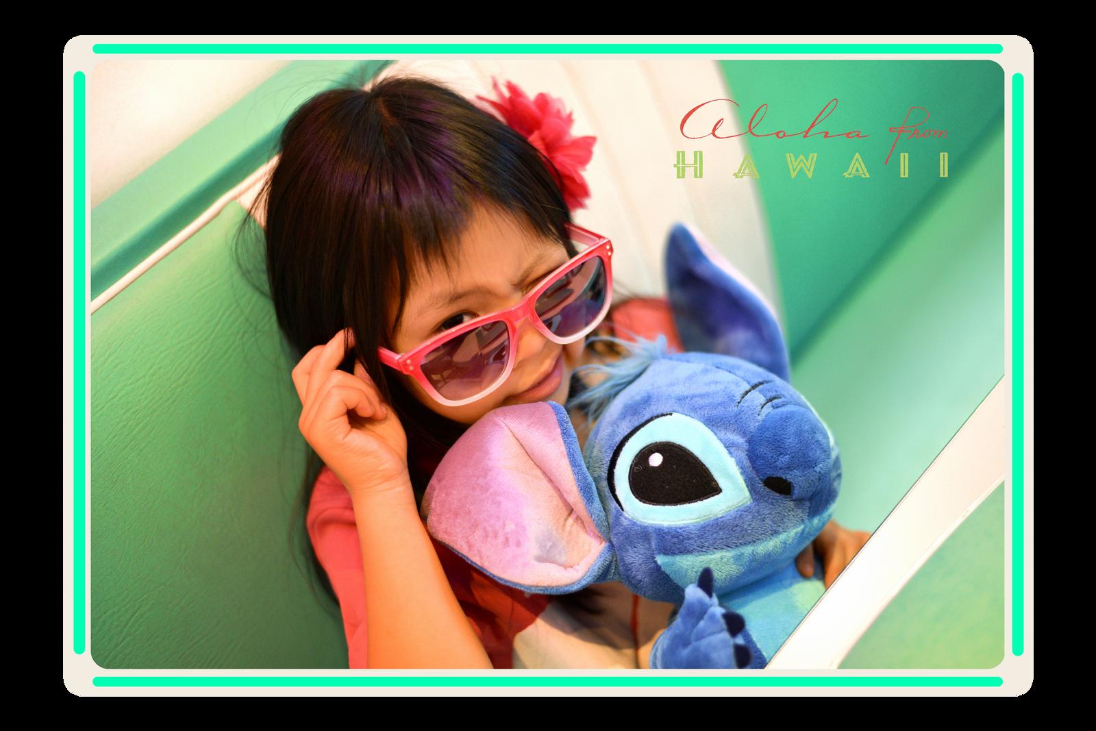 Lilo and Stitch - Aloha From Kawaii by TrustOurWorldNow