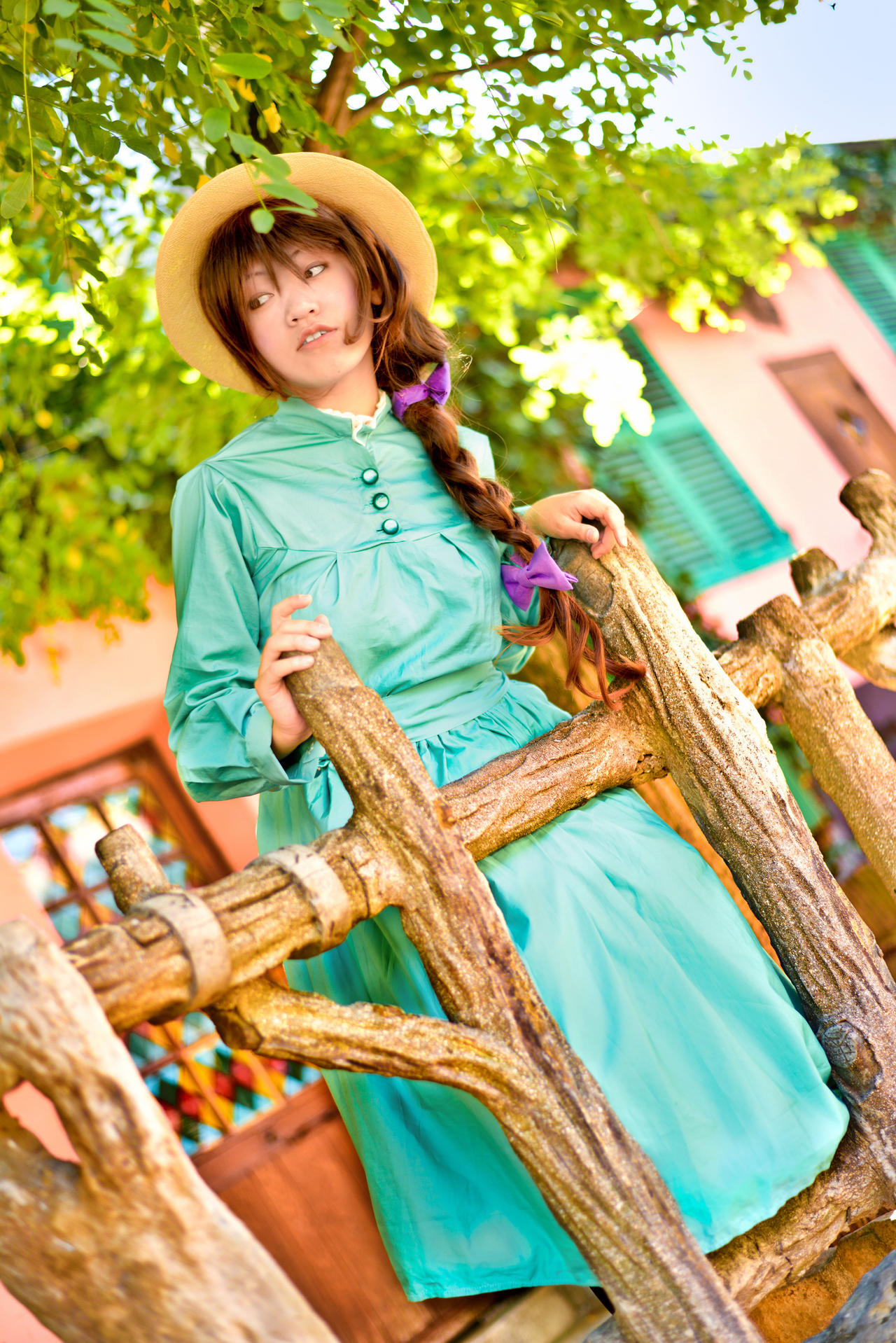 Howl's Moving Castle - A Wandering Sophie by TrustOurWorldNow