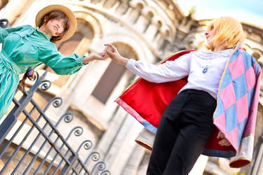 Howl's moving Castle - A Willing Soaring by TrustOurWorldNow