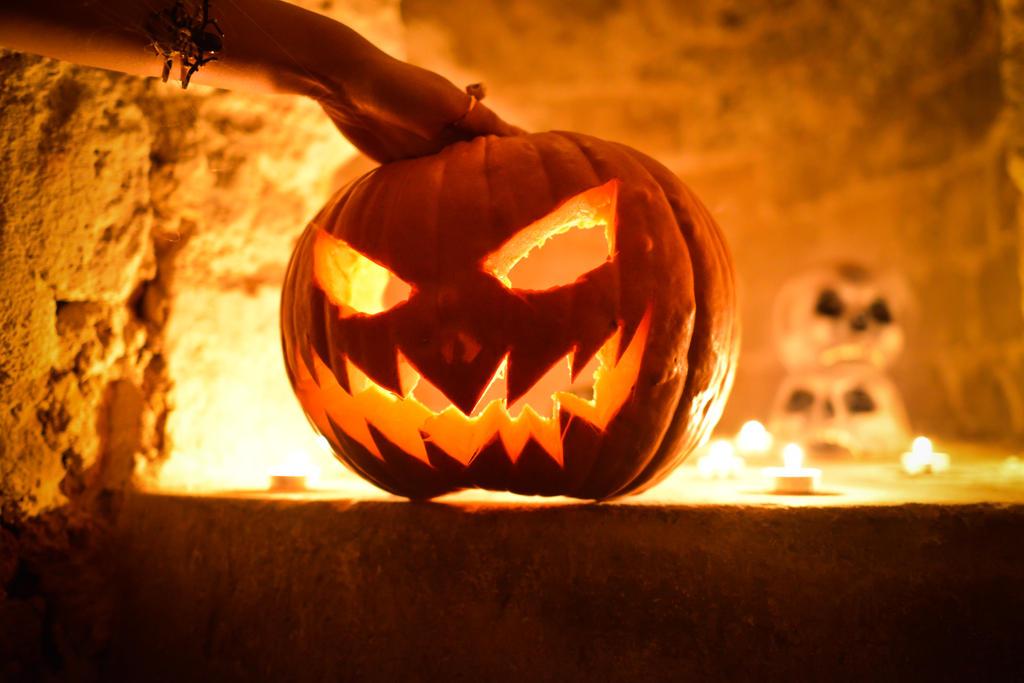 Halloween - Midnight Jack ! by TrustOurWorldNow