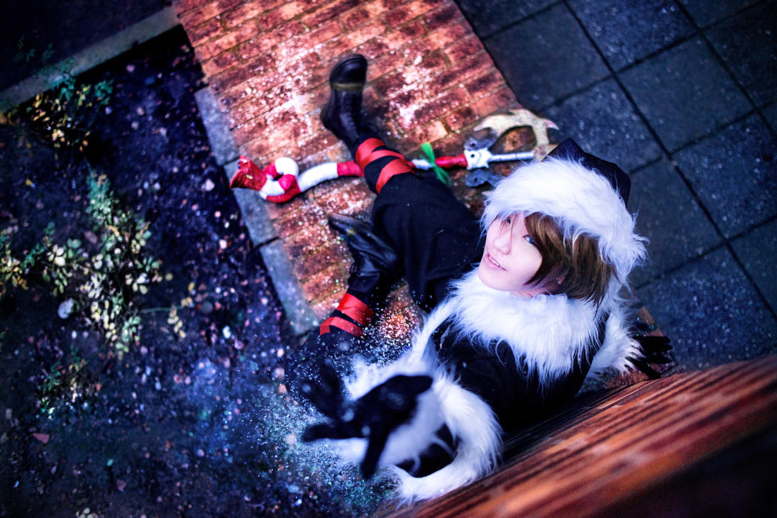 Kingdom Hearts - Merry X-mas by TrustOurWorldNow