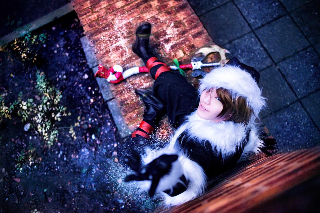 Kingdom Hearts - Merry X-mas by TrustOurWorldNow