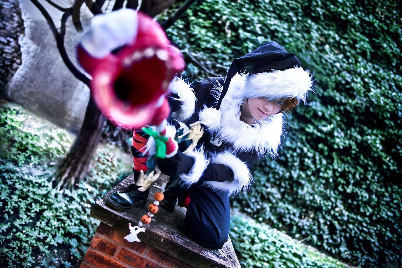 Kingdom Hearts - Candy Canon by TrustOurWorldNow