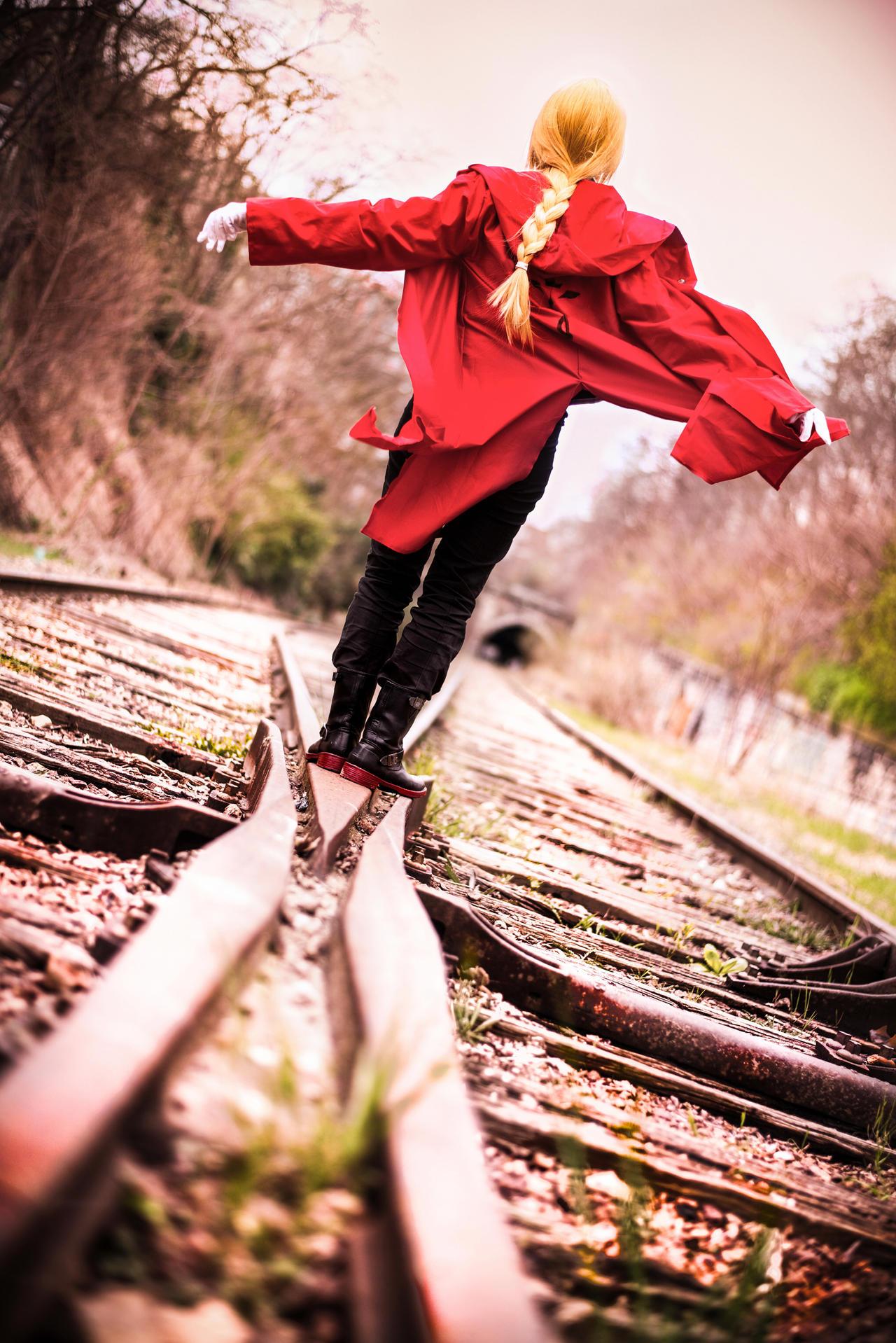 Fullmetal Alchemist - Icarus by TrustOurWorldNow