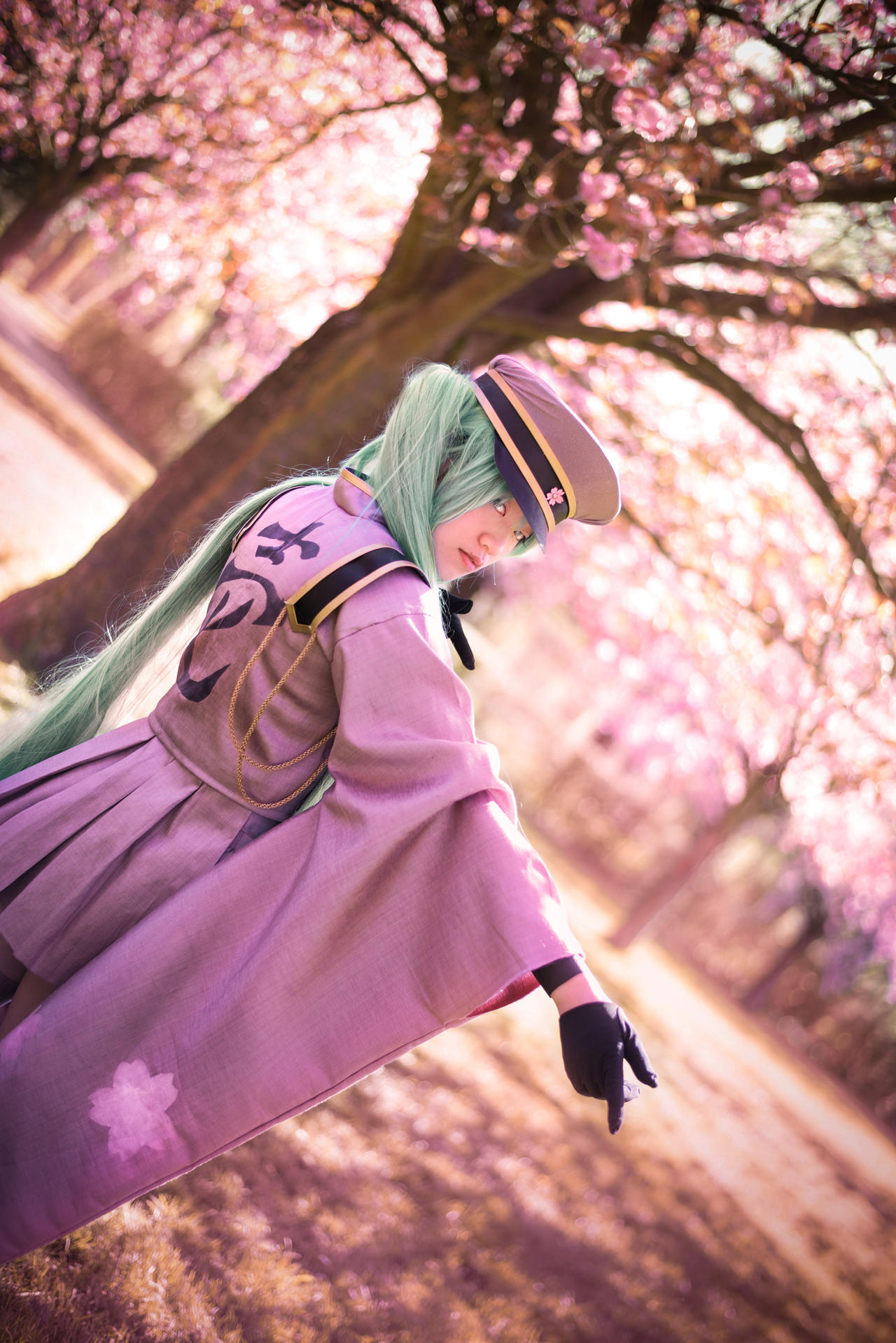Senbonzakura - Ichirin no Hana by TrustOurWorldNow