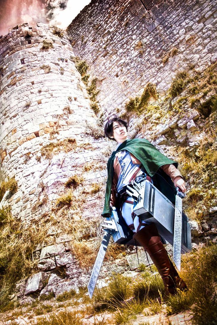 Shingeki no Kyojin - The Choice We Made by TrustOurWorldNow