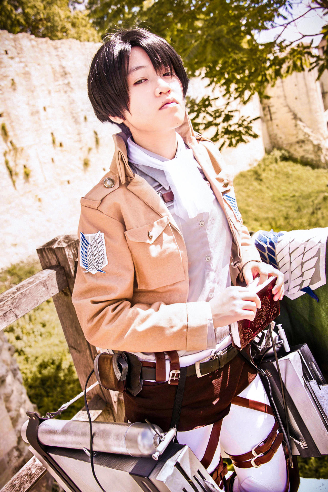 Shingeki no Kyojin - The Proof We Live by TrustOurWorldNow