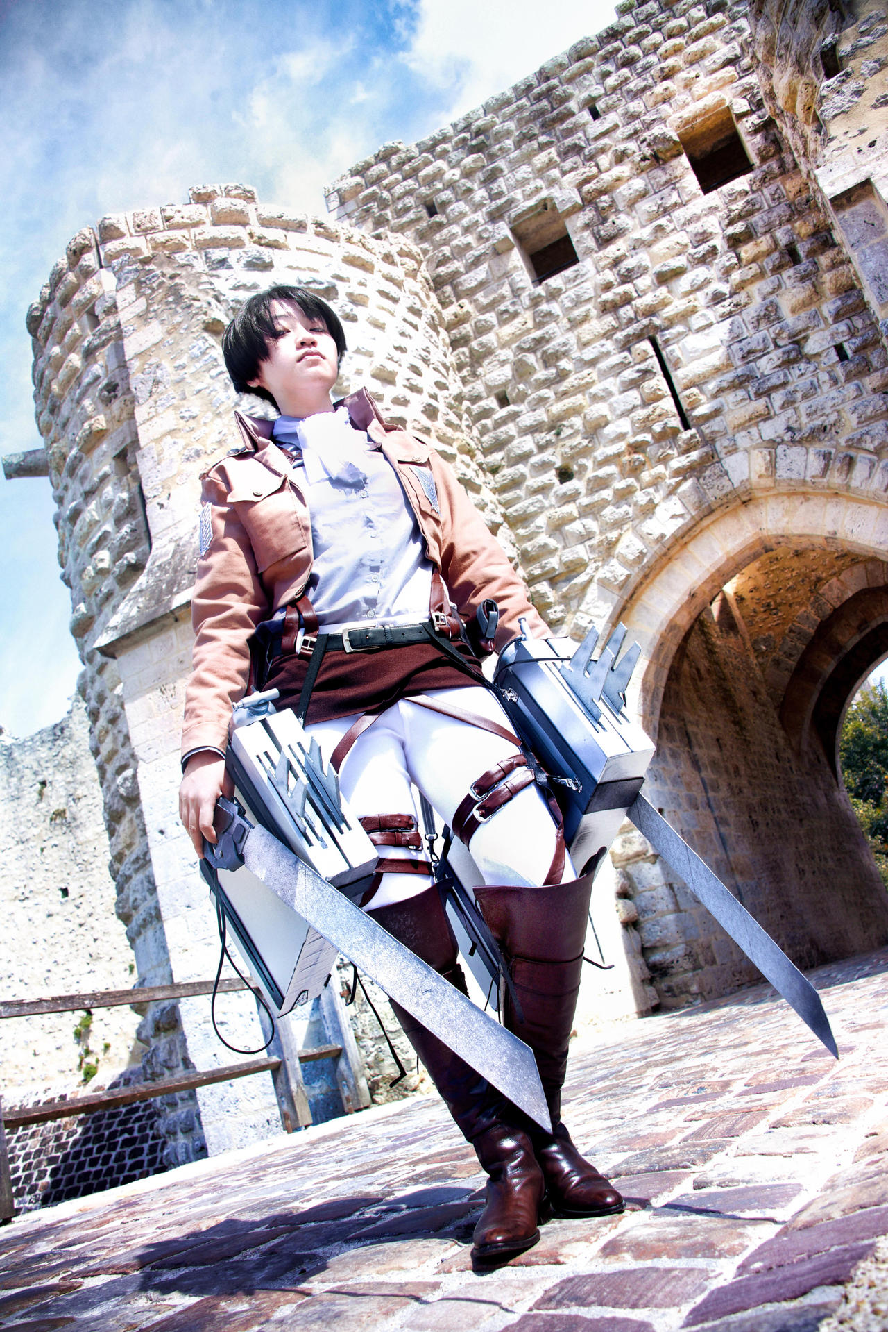 Shingeki no Kyojin - The Path We Carve by TrustOurWorldNow