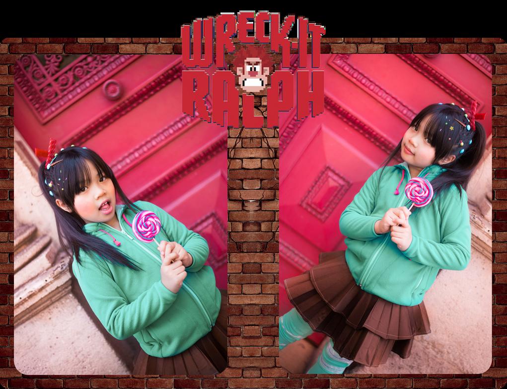 Wreck-It Ralph - Eye Candy, Sweetheart by TrustOurWorldNow