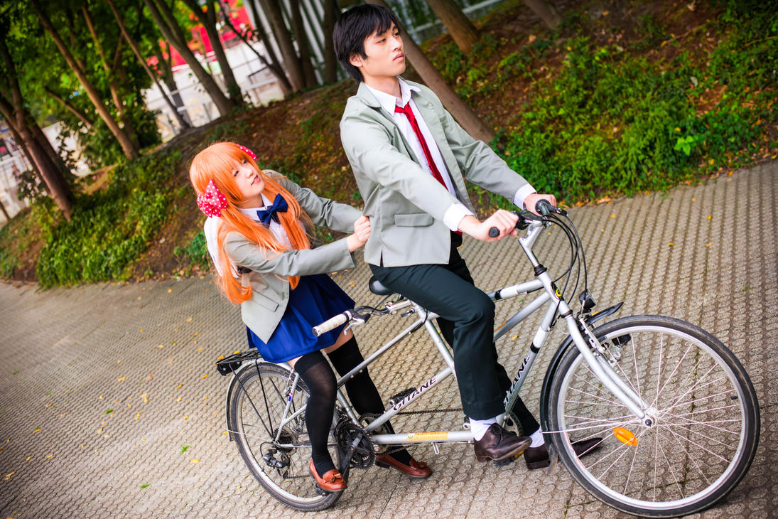 Gekkan Shoujo Nozaki-kun - Romantic Ride? by TrustOurWorldNow