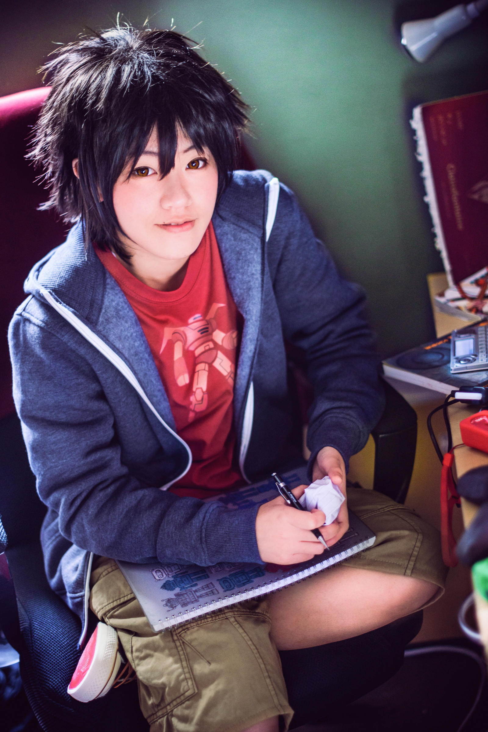 Hiro big hero 6 cosplay