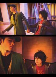 Big Hero 6 - M4TCH+R0CK/ Tadashi and Hiro Hamada