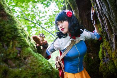 Snow White of 7 Arrows - I'm Wishing by TrustOurWorldNow