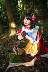 Snow White of 7 Arrows - Forbidden Fruit by TrustOurWorldNow