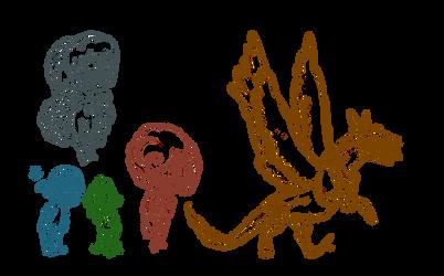Character Cuties