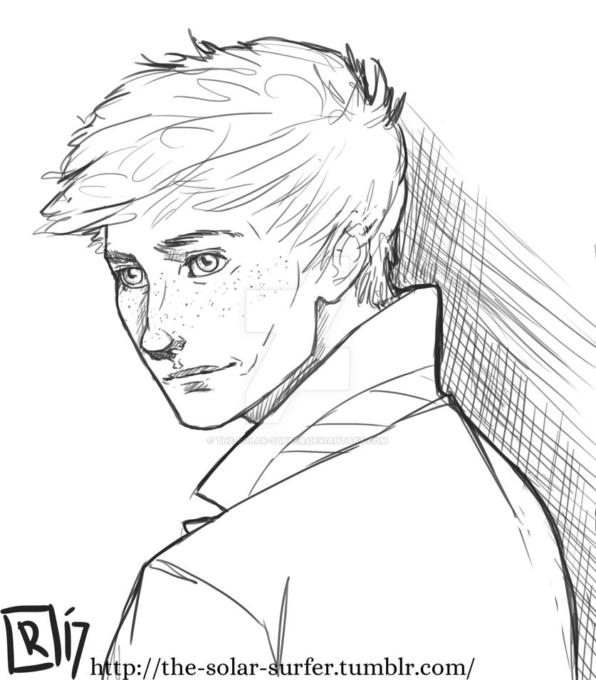 Newt by The-Solar-Surfer