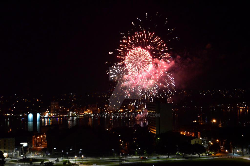 Fireworks 31 by JAStar4