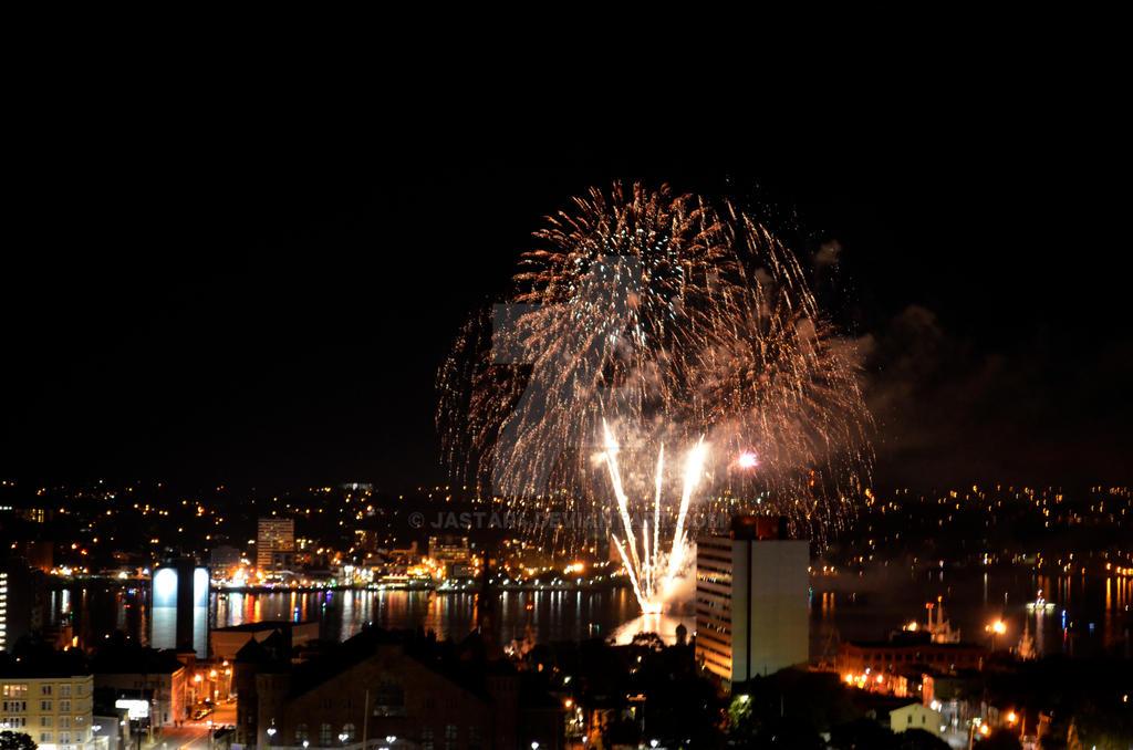 Fireworks 50 by JAStar4