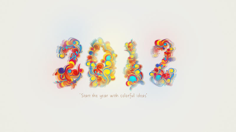 2012 Wallpaper by capiogwapo