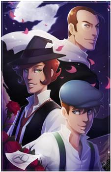 *~Eclipse-Les Exploits d'Arsene Lupin[NightHood]~*