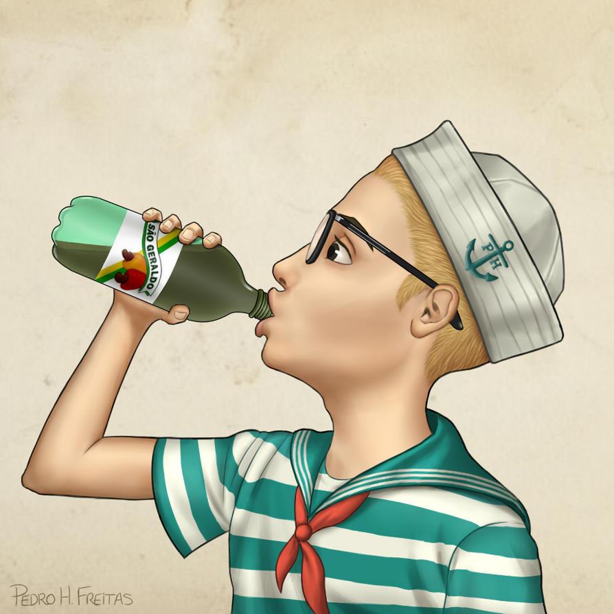 Oscar Ramos art parody by phfc