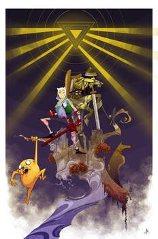 Awesome Adventure Time!