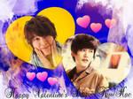 Kyuhyun and Donghae~ Love youu!!